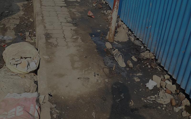 রাজধানীতে যত্রতত্র প্রস্রাবে বাড়ছে পরিবেশ দূষণ