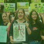 বৃক্ষ নিধনের বিরুদ্ধে প্রতিবাদ করাতে মুম্বাইয়ে আটক ৫৫