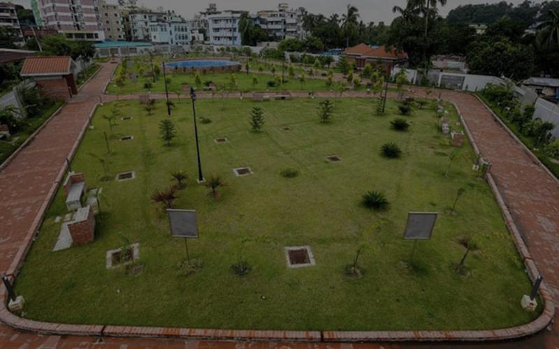 প্রাকৃতিক বিনোদন কেন্দ্র বায়েজিদ সবুজ উদ্যান