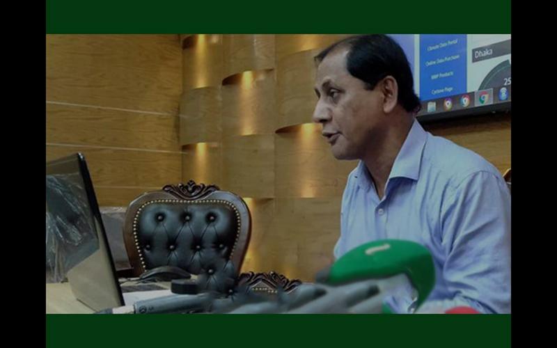 ঢাকা-কুমিল্লাঞ্চলের ওপর দিয়ে ভারত যাবে ঘূর্ণিঝড় বুলবুল: ড. আব্দুল মান্নান
