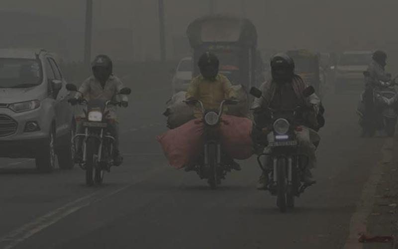 বিশ্বের সবচেয়ে দূষিত ১০ শহরের ৩টি ভারতের, শীর্ষে ভারতের নয়া দিল্লি