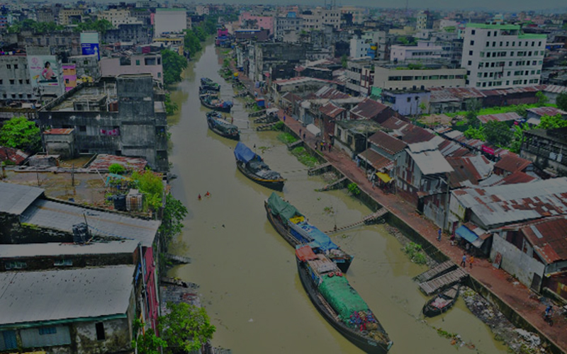 সারাদেশে বেদখল হয়ে আছে প্রায় ৪৯ হাজার ১৬২টি নদী ও খাল