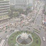 আজ দূষিত বাতাসের শহরের তালিকায় অষ্টম স্থানে রাজধানী ঢাকা