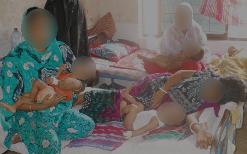 শীতেপ্রতিদিন চার হাজারের বেশি মানুষ হাসপাতালে ভর্তি হয়ে চিকিৎসা নিচ্ছে