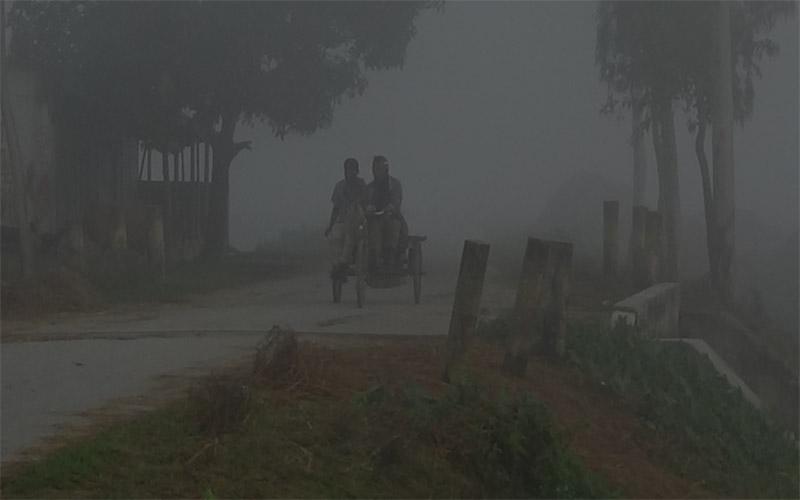 চলতি মাসের শেষের দিকে উত্তর ও দক্ষিণ-পশ্চিমাঞ্চলে শীত বেশি থাকতে পারে