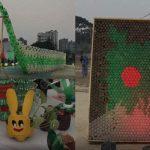 রাজধানীতে প্লাস্টিকের পুনর্ব্যবহারে সচেতনতা বাড়াতে প্রদর্শনী চলবে ২০ ডিসেম্বর পর্যন্ত