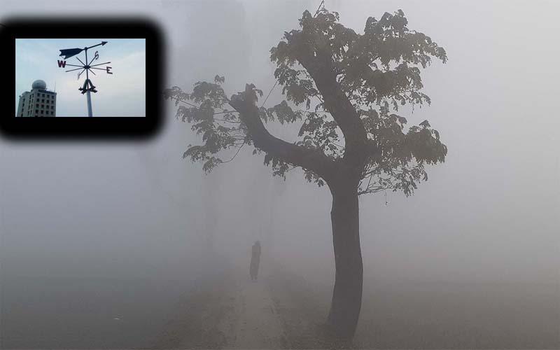 তেঁতুলিয়ায় আজ তাপমাত্রা ৫ ডিগ্রি রেকর্ড