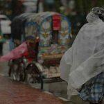 রাজধানীতে ঝরছে গুঁড়ি গুঁড়ি বৃষ্টি, বাড়ছে শীতের তীব্রতা