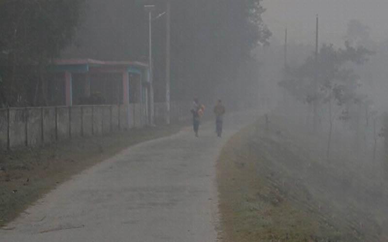 ঈশ্বরদীতে দেশের সর্বনিম্ন তাপমাত্রা ১০.২ ডিগ্রি সেলসিয়াস রেকর্ড