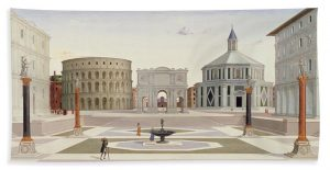 The Ideal City by Fra Carnevale
