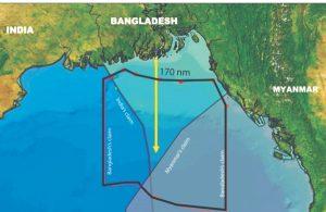 বাংলাদেশ ও ভারত মায়ানমারের দাবী