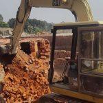 গাজীপুরের ৩টি অবৈধ ইটভাটা ভেঙে গুঁড়িয়ে দিয়েছে ভ্রাম্যমাণ আদালত