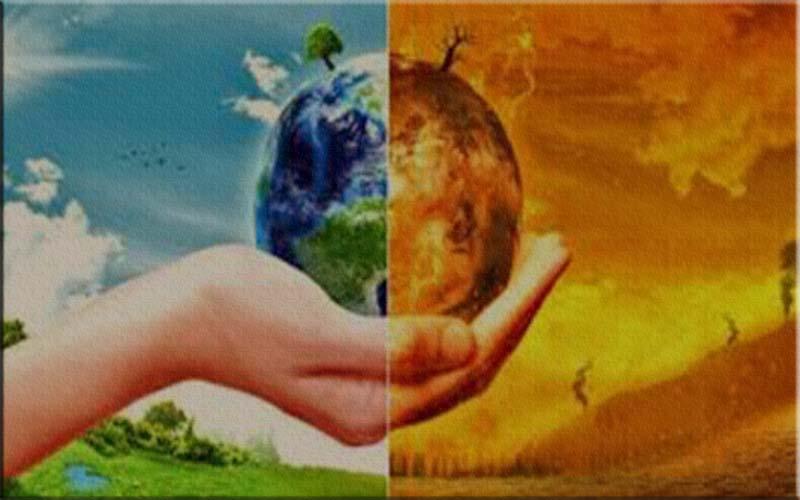 বৈশ্বিক উষ্ণতা ঠেকাতে আপনার করণীয় কি?