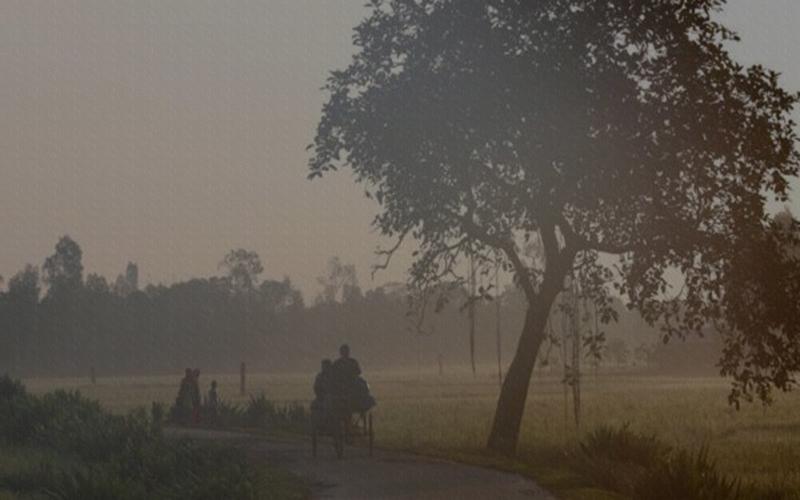 দেশের সর্বনিম্ন তাপমাত্রা ৬.৬ ডিগ্রি সেলসিয়াস তেঁতুলিয়ায়