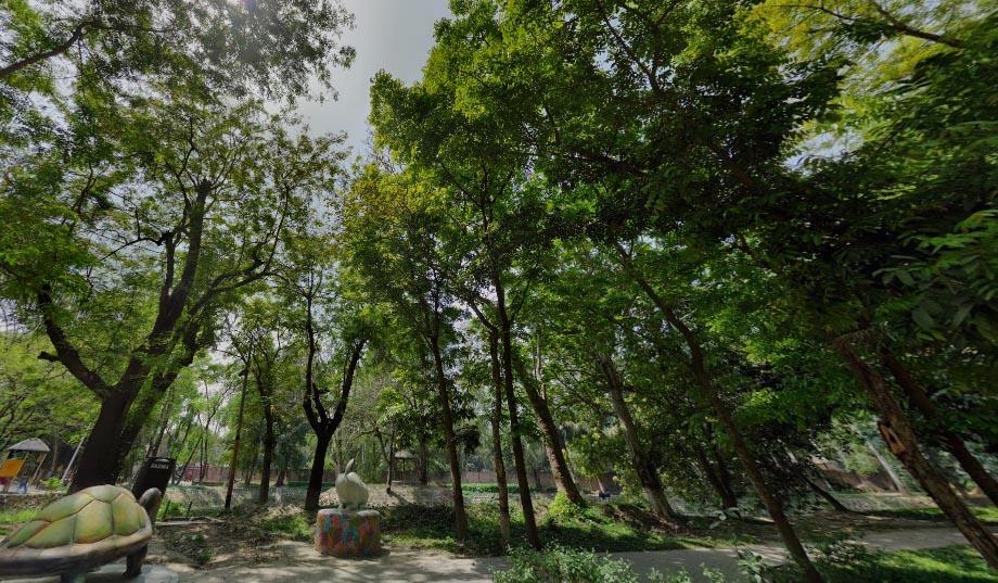 Shaheed A.H.M. Kamruzzaman Central Park & Zoo