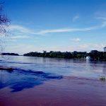 নদীর পানি সমতল বিপদসীমার নিচ দিয়ে প্রবাহিত হচ্ছে