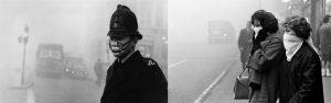 ১৯৫২ সালের লন্ডনে সংঘটিত smog এর ফলে মাত্র চার দিনে ৪,০০০ লোক প্রাণ হারায়।