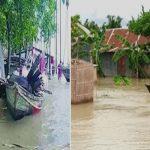 জোয়ারের পানির অস্বাভাবিক বৃদ্ধি, ১৫ গ্রাম প্লাবিত লক্ষ্মীপুরে