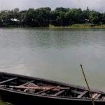 রাজবাড়ীর গোয়ালন্দে বিপৎসীমার নিচে পদ্মার পানি