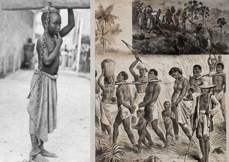 আফ্রিকায়-আরব-বণিকদের-ক্রীতদাস-বাণিজ্যের-ইতিহাস