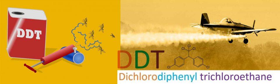 ডিডিটি (DDT) কি? ইহার উপকারিতা ও অপকারিতা গুলো কি কি? এবং কেন ইহার ব্যবহার নিষিদ্ধ ঘোষণা করা হয়েছে ?