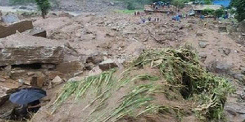ভারী বৃষ্টিপাতের কারণে নেপালে ভূমিধস, ৩ জনের মৃত্যু