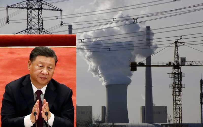 চীনা রাষ্ট্রপতি শি জিনপিংর ঘোষণা