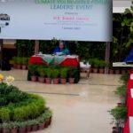 জলবায়ু পরিবর্তন মোকাবিলায় ও ন্যায়বিচার প্রতিষ্ঠায় প্রধানমন্ত্রীর ৪ প্রস্তাবনা