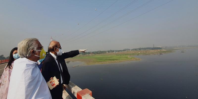 সরকারি কর্মকর্তাদের অবহেলা আর নির্লিপ্ততায় নদী দখল-দূষণে জীববৈচিত্র্য ও পরিবেশ নষ্ট হচ্ছে