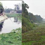 চেনার উপায় নাই যে এটা লৌহজং নদী