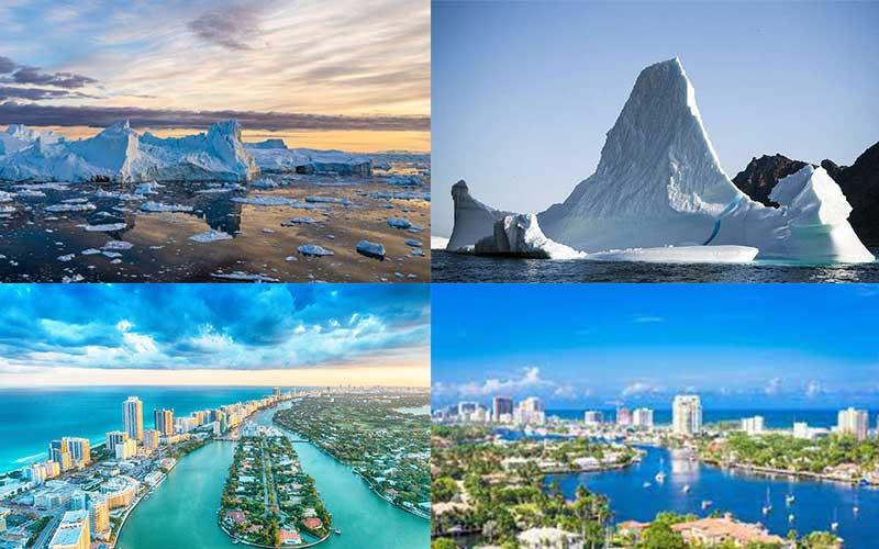 বাজছে মহাবিপদঘণ্টা, এই সপ্তাহেই Greenland-এর বরফগলা পানিতে ডুবতে চলেছে Florida