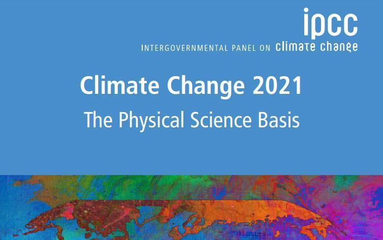 আইসিসি (IPCC) রির্পোট ২০২১