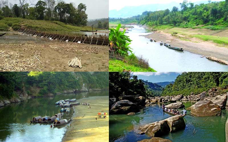 বিপন্ন চট্টগ্রামের সাঙ্গু নদী